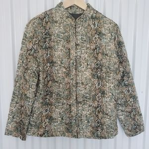 Vintage Allison Daley |  Lightweight Jacket